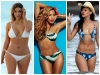 Adevarul despre silueta vedetelor. Cate kilograme au Kim Kardashian, Rihanna sau Beyonce