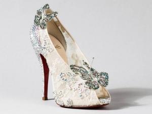 Pantoful Cenusaresei, cel mai scump pantof din lume!