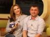 Olia Tira si Roman Ungureanu, detalii despre primul copil. Ce marturisiri au facut, la O Seara Perfecta - VIDEO