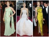 Top 10 cele mai scumpe rochii purtate de vedete la premiile Oscar - FOTO