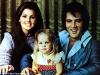 Arata mai bine decat fiica sa? Sotia si fiica lui Elvis Presley au atras toate privirile pe covorul rosu
