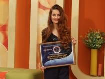 Interpreta Lidia Isac a venit acasa cu o noua victorie! Cum i-a reusit sa uimeasca juriul la un concurs international - VIDEO