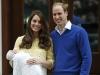 Scandal urias dupa nasterea micutei printese. Kate Middleton, acuzata ca a mintit pe toata lumea!
