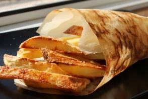 Cum sa faci cei mai buni cartofi pai crocanti, fara a-i praji - FOTO