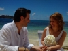 Prieteni si oameni dragi la celebrarea casatoriei lor. Ieri Sanda Filat si Daniel Diviricean si-au jucat nunta - FOTO