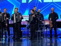 Singura trupa de acordeonisti din Moldova, a impresionat la Romanii au talent! Concertino a interpretat piesa Smooth Criminal, de Michael Jackson - VIDEO