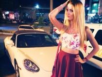 Rasfat regesc! Cum Natalia Moraru isi compenseaza pierderea Porsche-ului - VIDEO