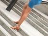 Femeia cu cele mai lungi picioare din lume! Vezi cum arata - VIDEO