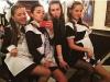 Nu sunt modele, dar arata de parca ar poza pentru reviste! Cele mai frumoase absolvente din Rusia - FOTO