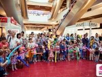 Sarbatoare de poveste pentru copii la Shopping MallDova - VIDEO