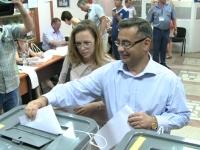 VOTUL POLITICIENILOR. Cum au votat Ilian Casu, Valerii Klimenko, Marcel Darie si Elizaveta Moscalciuc - VIDEO