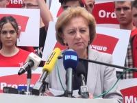"""Zinaida Greceanii acuza si promite: """"In ultimii opt ani, Chisinaul a fost deposedat de peste 570 de hectare de pamant, iar echipa noastra a oprit sute de constructii ilegale"""". Ce promisiuni aduce pentru urmatorii 4 ani"""