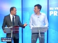 La Pro TV au inceput dezbaterile electorale pentru turul doi de scrutin: Dorin Chirtoaca si Ion Ceban au discutat aprins in studioul Eu Vreau sa Fiu Primar - VIDEO