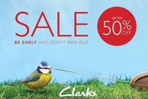 Nu rata primele REDUCERI de la Clarks! Iata ce modele iti propune brandul britanic