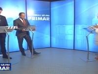 """Dorin Chirtoaca si Ion Ceban, invitati la """"Eu vreau sa fiu primar"""" cu Lorena Bogza - 25.06.2015"""