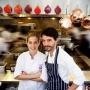 Sunt sot si sotie si au impreuna al 4-lea cel mai bun restaurant din lume! Iata povestea lor de succes - FOTO