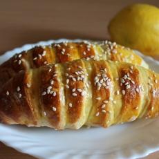 Pariziene cu crema de lamaie, o reteta delicioasa de la Daniela Ciobanu
