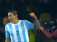 Argentina s-a dezlantuit: Cu ce scor DETASAT a surclasat Paraguayul - VIDEO