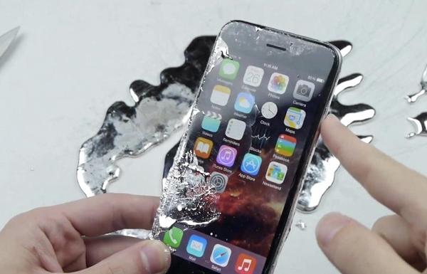 iphone 6, испытания