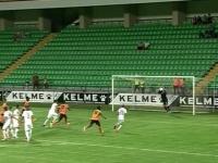 VIDEO - Saxan Ceadir-Lunga, invinsa in meciul tur al preliminariilor Ligii Europa: 0-2 cu Appollon Limassol