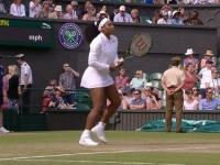 Calificare dificila si optimi de cosmar pentru Serena Williams la Wimbledon: Urmeaza sa joace impotriva surorii sale, Venus