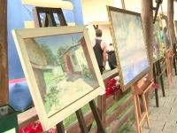 Au adus Odesa in Moldova. O parte din frumusetile orasului, transpusa la festivalul de la Vatra: Vizitatorii, in briza marii- VIDEO