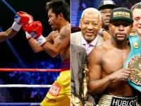 """Soc in boxul mondial. Mayweather ramane fara centura cucerita in """"Meciul Secolelor"""" cu Manny Pacquiao! Ce greseala a facut"""