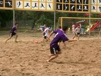 Spectacol in Cupa Moldovei la fotbal pe plaja! Fulger a castigat finala in fata celei mai titrate echipe din tara, Djoker Tornado