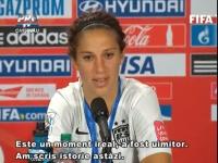 "Americancele, in varful lumii: Cum a ajuns Statele Unite sa castige Cupa Mondiala la fotbal feminin. ""Am scris istorie astazi"" - VIDEO"