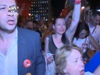 Grecii au spus NU pentru Europa. Premierul grec a felicitat cetatenii: Cum au sarbatorit rezultatele referendumului - VIDEO