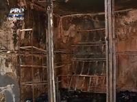 "Incendiere misterioasa la Dobrogea: Comunitatea ancheteaza arderea unei gherete. ""Am gasit ceva suspect, era sange mult"" - VIDEO"