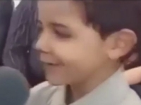 """""""Cine este tatal tau?"""" Raspunsul GENIAL al pustiului lui Cristiano Ronaldo! Toti au ramas masca. VIDEO"""