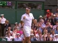 Favoritii, in sferturi la turneul Wimbledon! Meciurile - plimbare usoara pentru Federer si Djokovic - VIDEO