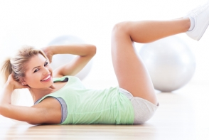 Abdomen plat in doar 10 minute de exercitii pe zi. Iata ce trebuie sa faci - VIDEO
