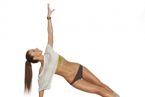Exercitii pentru picioare, abdomen si posterior, de la Carmen Bruma - VIDEO