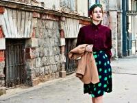 Bloggerita Veronica Slivca te invata cum sa iti alegi tinute originale de la second hand. Inspira-te din stilul vintage - VIDEO