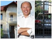 RISE Moldova: Viata de lux a lui Valeriu Strelet - unul dintre cei mai bogati deputati. Ce afaceri si imobiliare detine candidatul la functia de premier