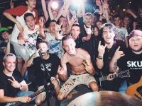 Dezlantuire maxima la concertul Pop-Punk powered by Cool Radio. In premiera, in tara noastra, trupa suedeza Back At North - VIDEO