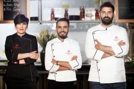 Masterchef revine la Pro TV. Chef Patrizia, Chef Foa si Chef Adrian Hadean, gata sa porneasca intr-o noua calatorie culinara