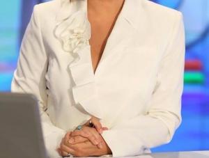 O prezentatoare PRO TV  a plans in timpul stirilor! Ce s-a intamplat in studio - FOTO