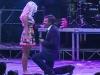 Anisoara Loghin si Dorin Chirtoaca se casatoresc! Edilul i-a facut propunerea in fata a mii de oameni - VIDEO