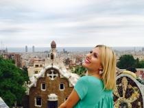 Afla peripetiile Dianei Rotaru in calatoria sa in Barcelona - VIDEO