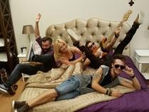 Muzica, dar si multe zambete! Making of de la filmarile pentru noul promo al emisiunii O Seara Perfecta - VIDEO