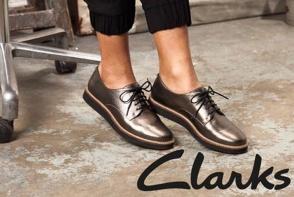 Fii cu un pas inainte, cu noua colectie Clarks! Calitate inalta, comfort si stil