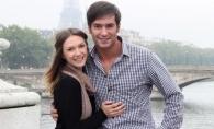 Radu Valcan si Adela Popescu, senzatii tari in luna de miere. Vezi pozele - FOTO