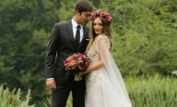 Prima filmare de la nunta Adelei Popescu, facuta publica! Cum au fost surprinsi tinerii insuratei - VIDEO