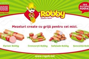 Surprize pentru copii de la Rogob!