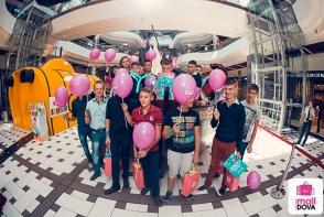 Mii de zambete pentru copiii din Leova, la Shopping MallDova
