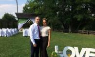 Deputatul Sergiu Sirbu a primit o declaratie de dragoste de la sotia sa. Iata ce mesaj i-a scris aceasta - FOTO