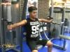 Cu muschii la vedere! Sexy si motivat, Samir Loghin, s-a apucat serios de sport - VIDEO